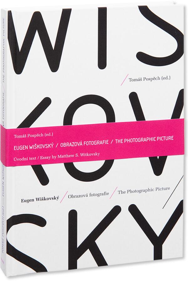 Eugen Wiškovský Obrazová fotografie obálka knihy