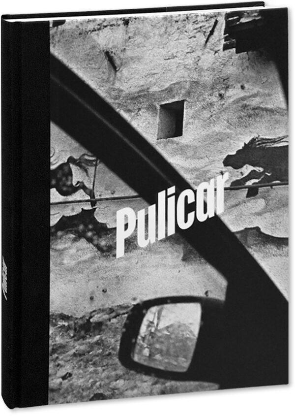 Jaroslav Pulicar obálka knihy