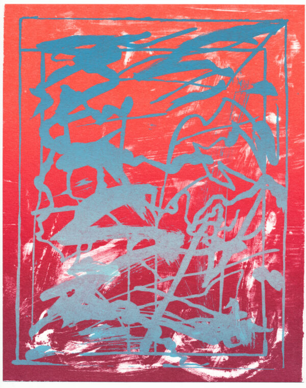 Tomáš Predka litografie 1